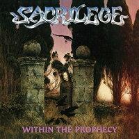 【輸入盤CD】【ネコポス送料無料】Sacrilege/WithinTheProphecy【K2018/2/23発売】
