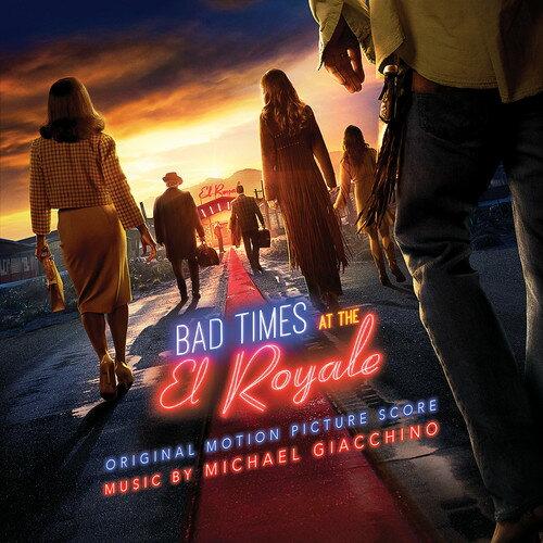 輸入盤CD MichaelGiacchino/BadTimesAtTheElRoyale K2018/11/30発売
