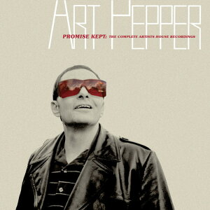 【輸入盤CD】Art Pepper / Promise Kept: Complete Artists House Recordings【K2019/9/13発売】(アート・ペッパー)