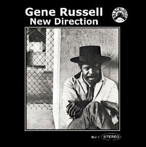 【輸入盤CD】【ネコポス送料無料】Gene Russell / New Direction (ジーン・ラッセル)
