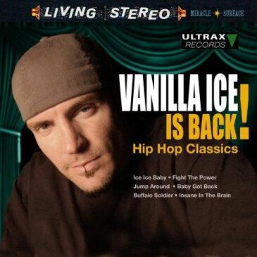 【輸入盤CD】Vanilla Ice / Ice Is Back: Hip Hop Classics (w/Bonus Tracks) (ヴァニラ・アイス)