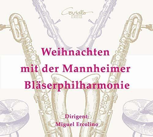 クラシック, その他 CDAndersonMannheimer Blaserphilharmonie Weihnachten Mit Der Mannheimer BlaserphilharmonieK2019118