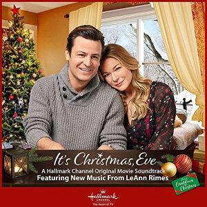 【輸入盤CD】【ネコポス送料無料】LeAnn Rimes / It's Christmas Eve 【K2018/10/12発売】(リアン・ライムス)