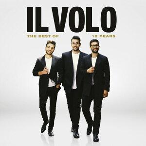 【輸入盤CD】Il Volo / 10 Years - The Best Of (w/DVD)【K2019/11/8発売】(イル・ヴォーロ)