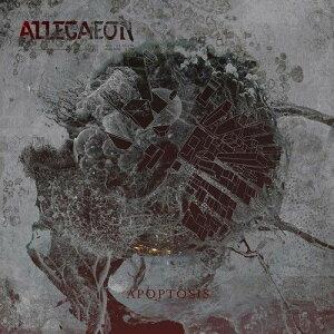 【輸入盤CD】Allegaeon / Apoptosis 【K2019/4/19発売】