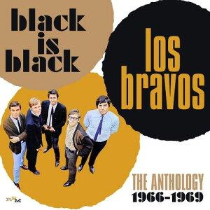 【輸入盤CD】Los Bravos / Black Is Black: Anthology 1966-1969 【K2017/9/1発売】(