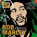 【輸入盤CD】VA / Bob Marley & Friends 【K2018/9/7発売】