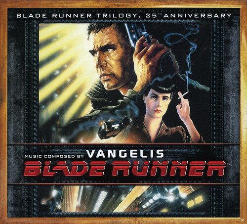 洋画, その他 CDVangelis (Soundtrack) Blade Runner Trilogy