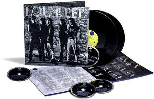 【輸入盤CD】LouReed/NewYork(w/DVD)(Box)(DeluxeEdition)(w/LP)【K2020/9/25発売】(ルー・リード)