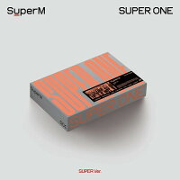 【輸入盤CD】SuperM/SupermThe1stAlbumSuperOne(SuperVer.)【K2020/9/25発売】(スーパーエム)