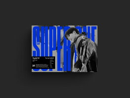 【輸入盤CD】SuperM/SupermThe1stAlbumSuperOne(UnitAVer.Taeyong&Taemin)【K2020/9/25発売】(スーパーエム)