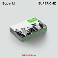 【輸入盤CD】SuperM/SupermThe1stAlbumSuperOne(OneVer.)(LimitedEdition)【K2020/9/25発売】(スーパーエム)