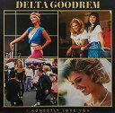 【輸入盤CD】Delta Goodrem / I Honestly Love You 【K2018/5/18発売】(デルタ・グッドレム)