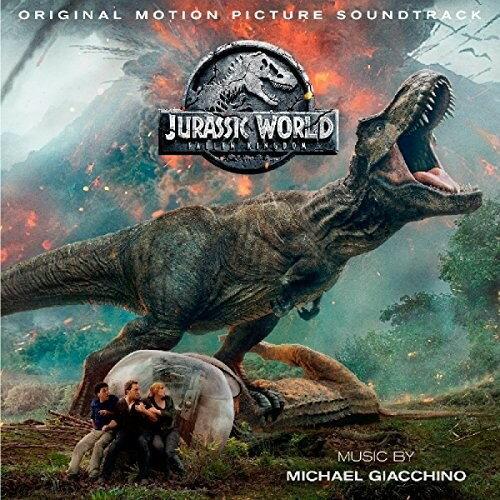 輸入盤CD MichaelGiacchino(Soundtrack)/JurassicWorld:FallenKingdom(