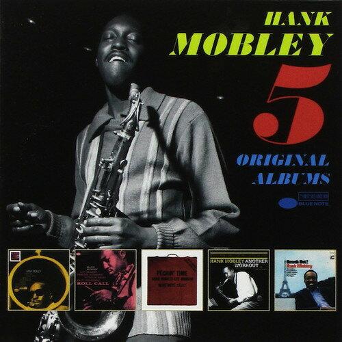 ジャズ, モダン CDHank Mobley 5 Original Albums (Box) K2018831()