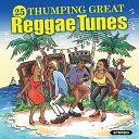【輸入盤CD】VA / 25 Thumping Reggae Tunes【2019/7/12発売】