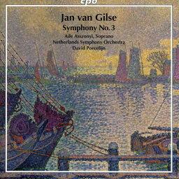 【輸入盤CD】Van Gilse/Netherlands Sym Orch/Porcelijn / Symphony No. 3: Elevation