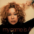 【メール便送料無料】AI / my name is AI[CD]