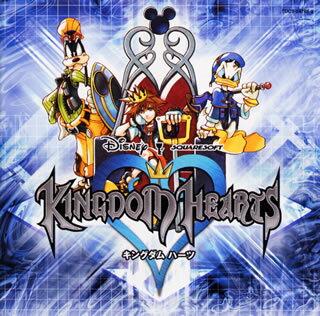 【メール便送料無料】「KINGDOM HEARTS」オリジナル・サウンドトラック[CD][2枚組]