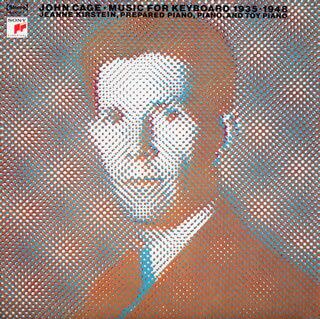 【メール便送料無料】ケージ:鍵盤楽器のための音楽1935-1948 カースティン(P)[CD][2枚組]