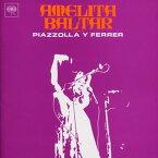 【メール便送料無料】アメリータ・バルタール,ピアソラ=フェレールを歌う バルタール(VO)[CD]