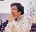 1987年の男性カラオケ人気曲第2位 石原裕次郎の「北の旅人」を収録したCDのジャケット写真。