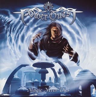 国内盤CD パワー・クエスト/マジック・ネヴァー・ダイズ