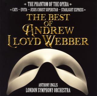 """用管弦樂聽的""""歌劇院的怪人""""~這最好·of·安德魯·勞合=韋伯[CD]"""
