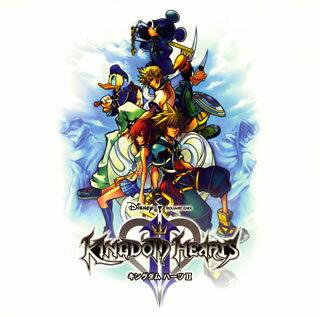【メール便送料無料】「KINGDOM HEARTS 2」オリジナル・サウンドトラック[CD][2枚組]