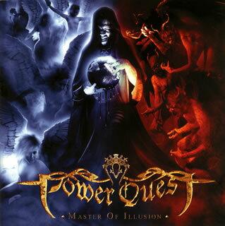 国内盤CD パワー・クエスト/マスター・オヴ・イリュージョン