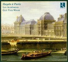 ハイドンとパリ,三つの交響曲ワース/アンサンブル・レザグレマン[CD]