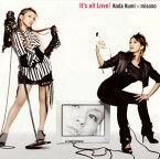 【メール便送料無料】Koda Kumi×misono / It's all Love! [CD+DVD][2枚組]