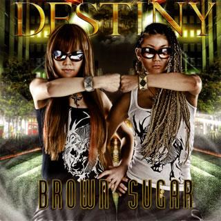 【メール便送料無料】BROWN SUGAR / DESTINY[CD]
