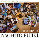 【メール便送料無料】藤木直人 / HISTORY of NAOHITO FUJIKI Standard Edition[CD][2枚組]