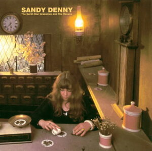 【メール便送料無料】サンディ・デニー / 海と私のねじれたキャンドル[+4][CD]