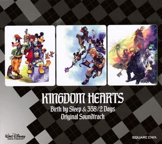 「キングダム ハーツ バース バイ スリープ&358 / 2Days」オリジナル・サウンドトラック / 下村陽子[CD][3枚組]