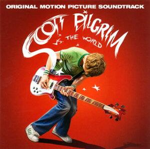 【国内盤CD】【ネコポス送料無料】「スコット・ピルグリムVS.邪悪な元カレ軍団」オリジナル・サウンドトラック