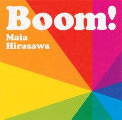【Aポイント付+メール便送料無料】Maia Hirasawa / Boom![CD]