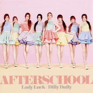 韓国(K-POP)・アジア, その他 CDAFTERSCHOOL Lady Luck Dilly Dally2