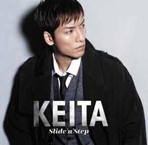【Aポイント付+メール便送料無料】KEITA / Slide&#39;n&#39;Step[CD][2枚組][初回出荷限定盤]<br /><br />【J2013/2...