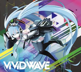 【メール便送料無料】八王子P / ViViD WAVE [CD+DVD][2枚組][初回出荷限定盤]