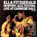 【メール便送料無料】エラ・フィッツジェラルド / ライヴ・アット・カーネギー・ホール+7[CD][2枚組]