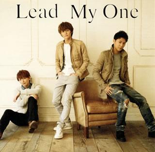 【メール便送料無料】Lead / My One(初回限定盤B) [CD+DVD][2枚組][初回出荷限定盤]