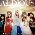 【メール便送料無料】Aldious / die for you / Dearly / Believe Myself[CD][初回出荷限定盤]