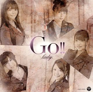 .lady. /Lady Go!!畢業紀念影集(臨時)[CD]