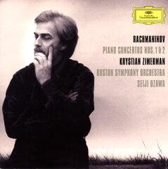 ラフマニノフ – ピアノ協奏曲 第2番 ハ短調 作品18 (クリスティアン・ツィマーマン)