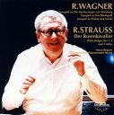 【メール便送料無料】ワーグナーR.シュトラウス:管弦楽曲集 レーグナー / ベルリン放送so.[CD]【K2016/11/2発売】