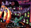 【国内盤CD】p1 a.k.a.2g×呂布カルマ / A New Misunderstanding【J2016/11/23発売】