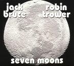 【メール便送料無料】ジャック・ブルース&ロビン・トロワー / セブン・ムーン[CD]【K2017/6/28発売】