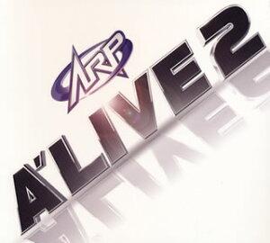 【メール便送料無料】ARP / A'LIVE2[CD][初回出荷限定盤]【J2017/7/19発売】